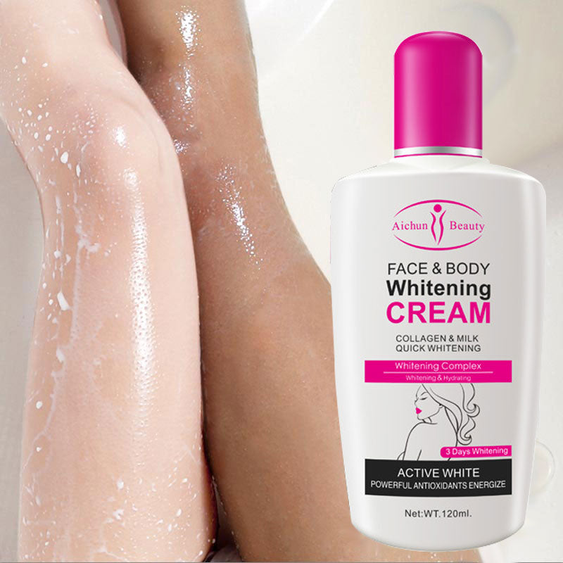 Collagen Milk Moisturizing Body Lotion - Beautiful Beauty