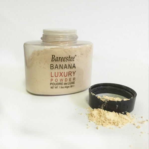 Banana Oil control Face Powder - Beautiful Beauty