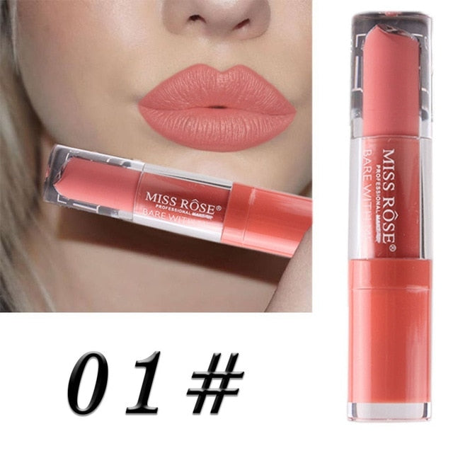 Metallic Mate Lipsticks - Beautiful Beauty