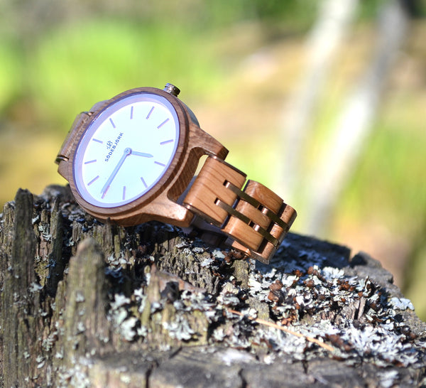 Why wear wooden watches?