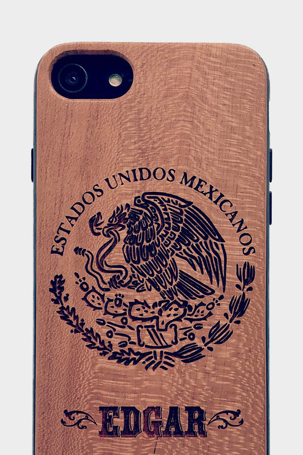 Mexico Seal - Laserx Engraving
