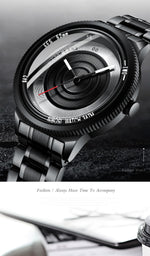 Nibosi Luxury Photographer Style Men's Watch