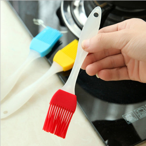 Flexible Silicone Basting Brush Sweep
