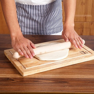 Solid Wood Rolling Pin