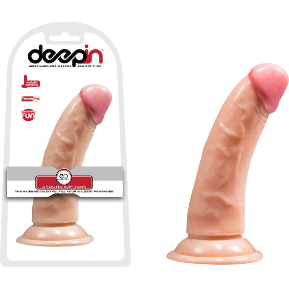 "5.5"" Realistic Dong (Flesh)"