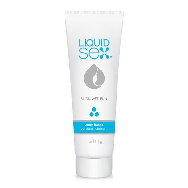 Lubricants & Massage - Classic Water-Based 118 Ml Tube