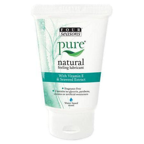 Lubricants & Massage - PURE Natural Feeling Lubricant