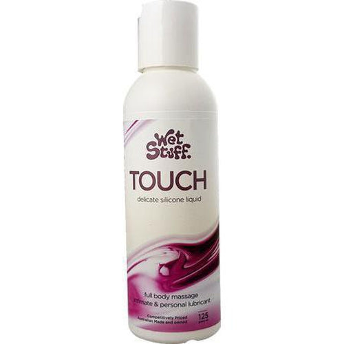 Lubricants & Massage - Touch Silicone Liquid (125g)