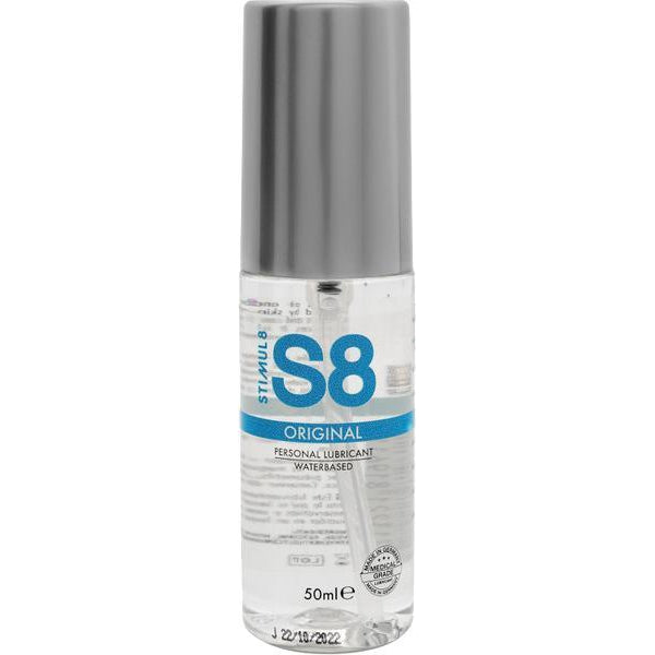Lubricants & Massage - S8 Waterbase Lube 50ml