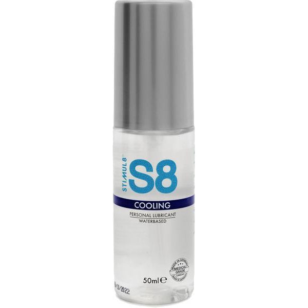 Lubricants & Massage - S8 Cooling WB Lube 50ml