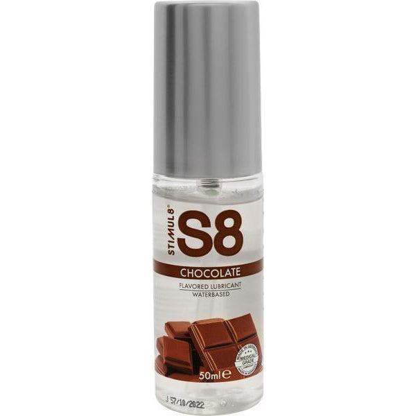 Lubricants & Massage - S8 Flavored Lube 50ml (Chocolate)