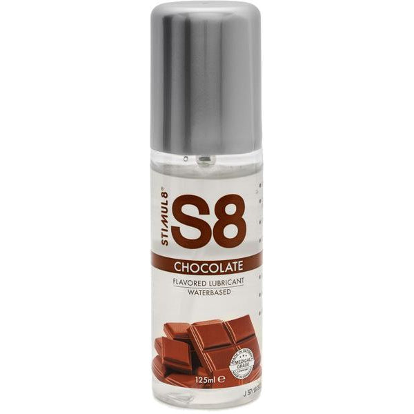 Lubricants & Massage - S8 Flavored Lube 125ml (Chocolate)