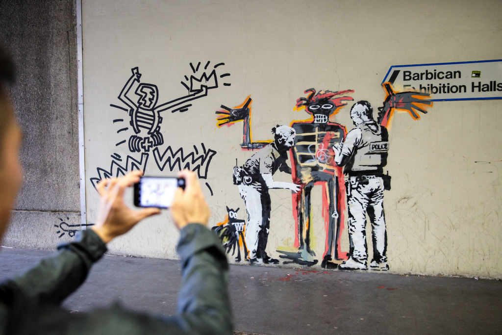 Why Can't Street Art Get Museum Cred?