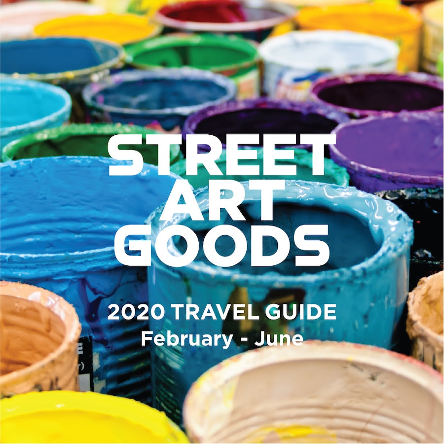 Our Annual SAG 2020 Travel Guide Is Here!