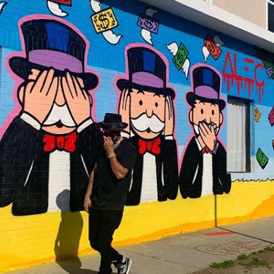 Alec Monopoly Gets Cease and Desist from Hasbro