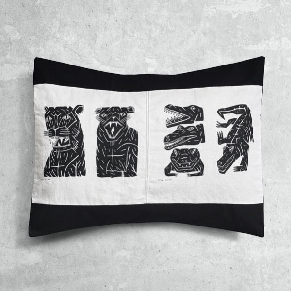 Keya Tama Sketchbook Pillowcases