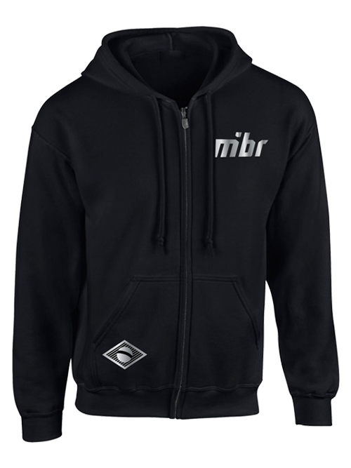 MIBR Official Full Zip Hoodie
