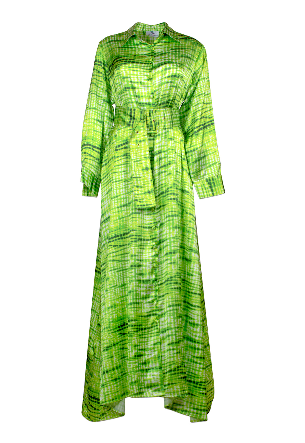 Allegra Print Shirt Dress