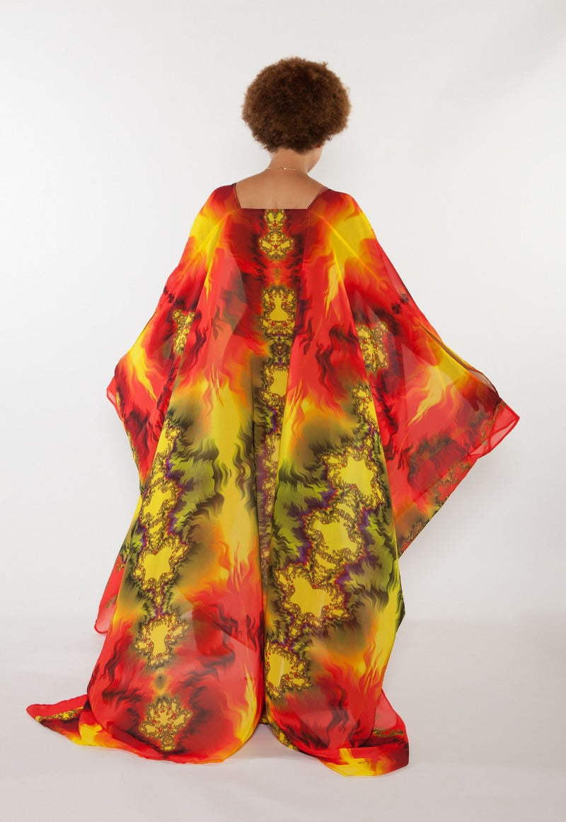 Catalina Goddess Kaftan