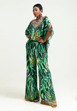 Luxury Resort Wear Kaftans made in India