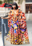 Luxury Resort Wear Kaftans made in India Sai Sankoh