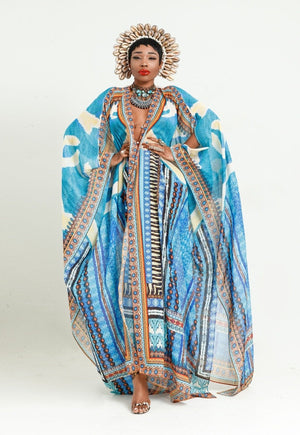 Maldives Goddess Kaftan