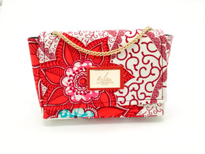 "Mini-Sac ""Rose de Porcelaine"""