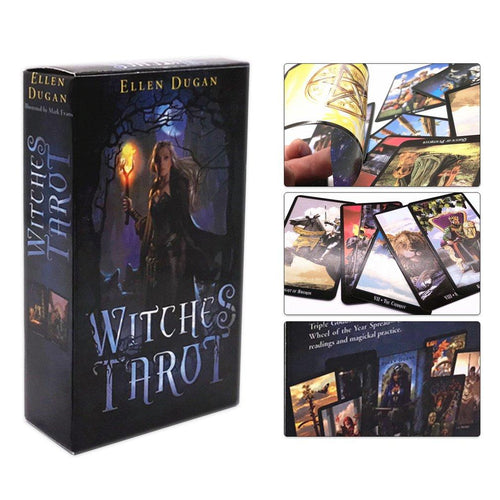 🔥 ON SALE 🔥 Tarot Cards 78 Sheets/Set