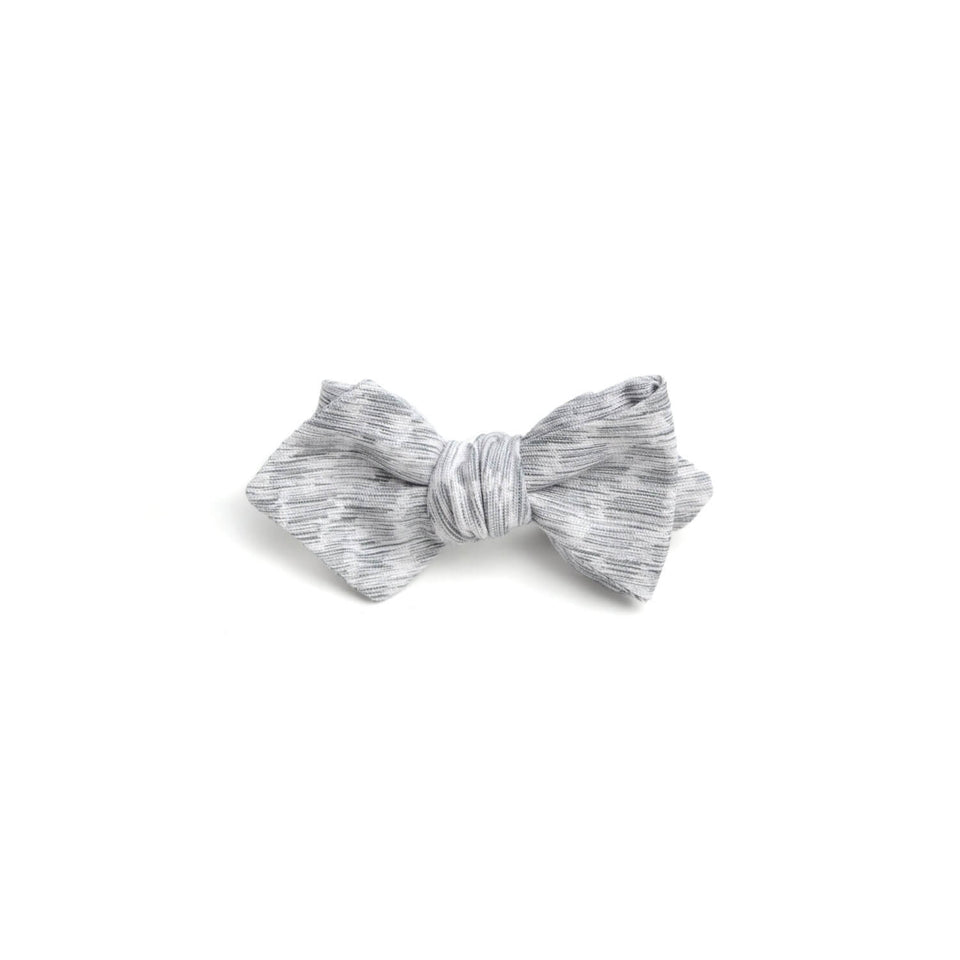 Scribble bow tie