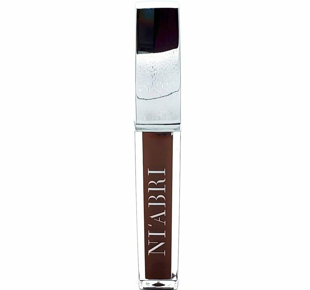milk chocolate matte liquid lipstick