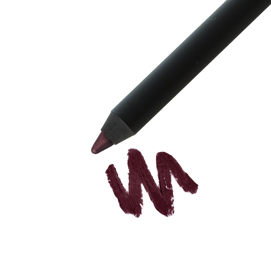 dark wine creamy lip liner