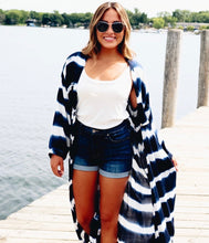 Fancy Over Here Duster Kimono