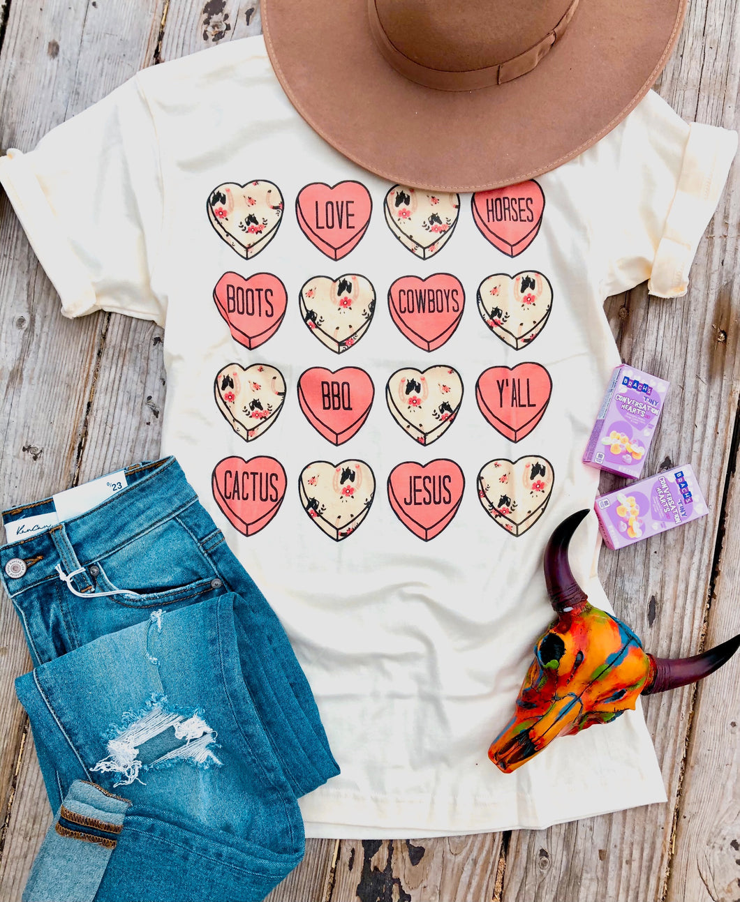 Country Sweetheart Tee