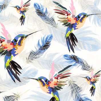 Birds of a feather table runner