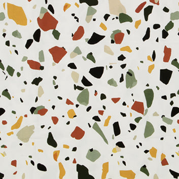 Terrazzo table cloth