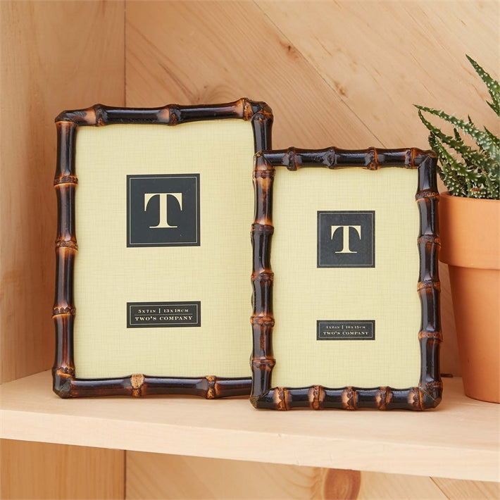 Bamboo Picture Frames (2 Sizes)