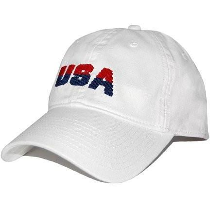 USA Needlepoint Hat - Onward Reserve