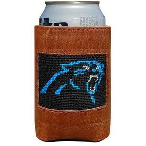 Carolina Panthers Needlepoint Can Cooler - OnwardReserve