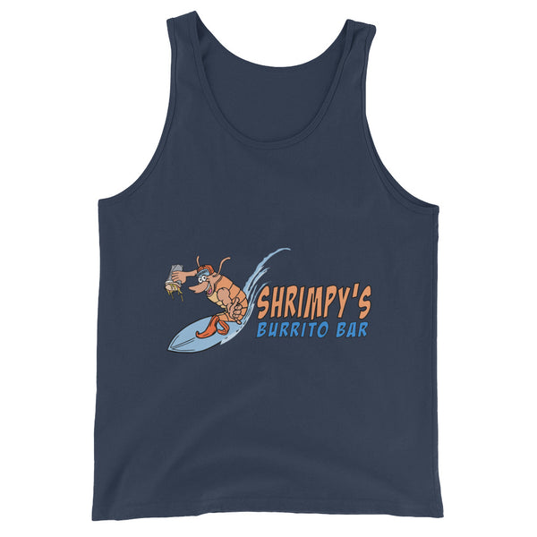 Shrimpy Tank Top