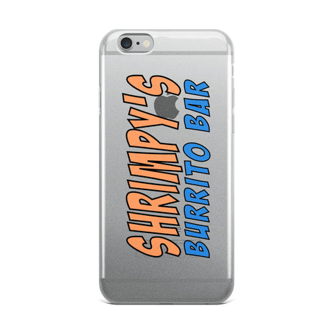 Shrimp Life iPhone Case