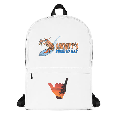 Shrimpy Life Backpack