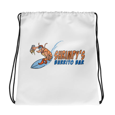 Shrimpy Drawstring bag