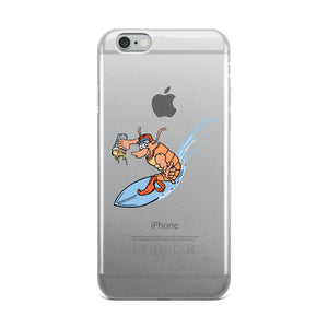 Shrimpy iPhone Case