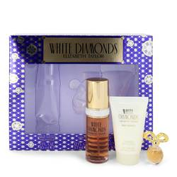 White Diamonds Gift Set By Elizabeth Taylor