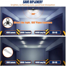 Load image into Gallery viewer, Three-Leaf Garage Light-Buy 2 Free Shipping