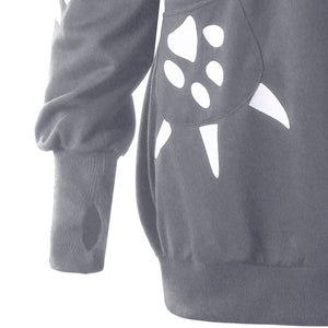 2020 Cute cat hoodie, Buy two free shipping