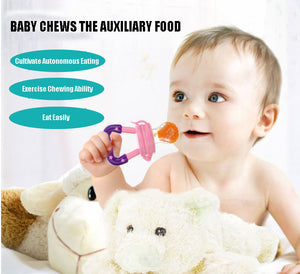 BABY CHEWS THE AUXILIRY FOOD,BUY 1 GET 1 FREE