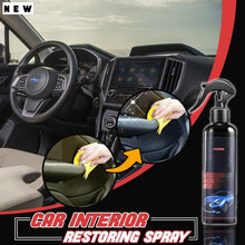 Load image into Gallery viewer, Car Interior Restoring Spray,Buy 1 Get 1 Free