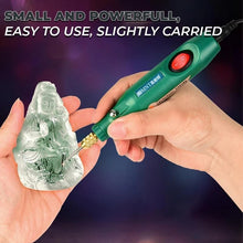 Load image into Gallery viewer, Mini Handheld Diamond Drill and Polisher Set