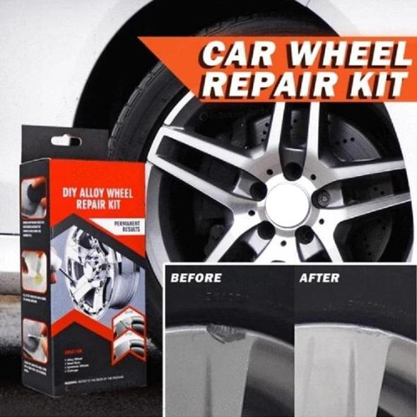 50% OFF TODAY- DIY Alloy Wheel Repair Kit